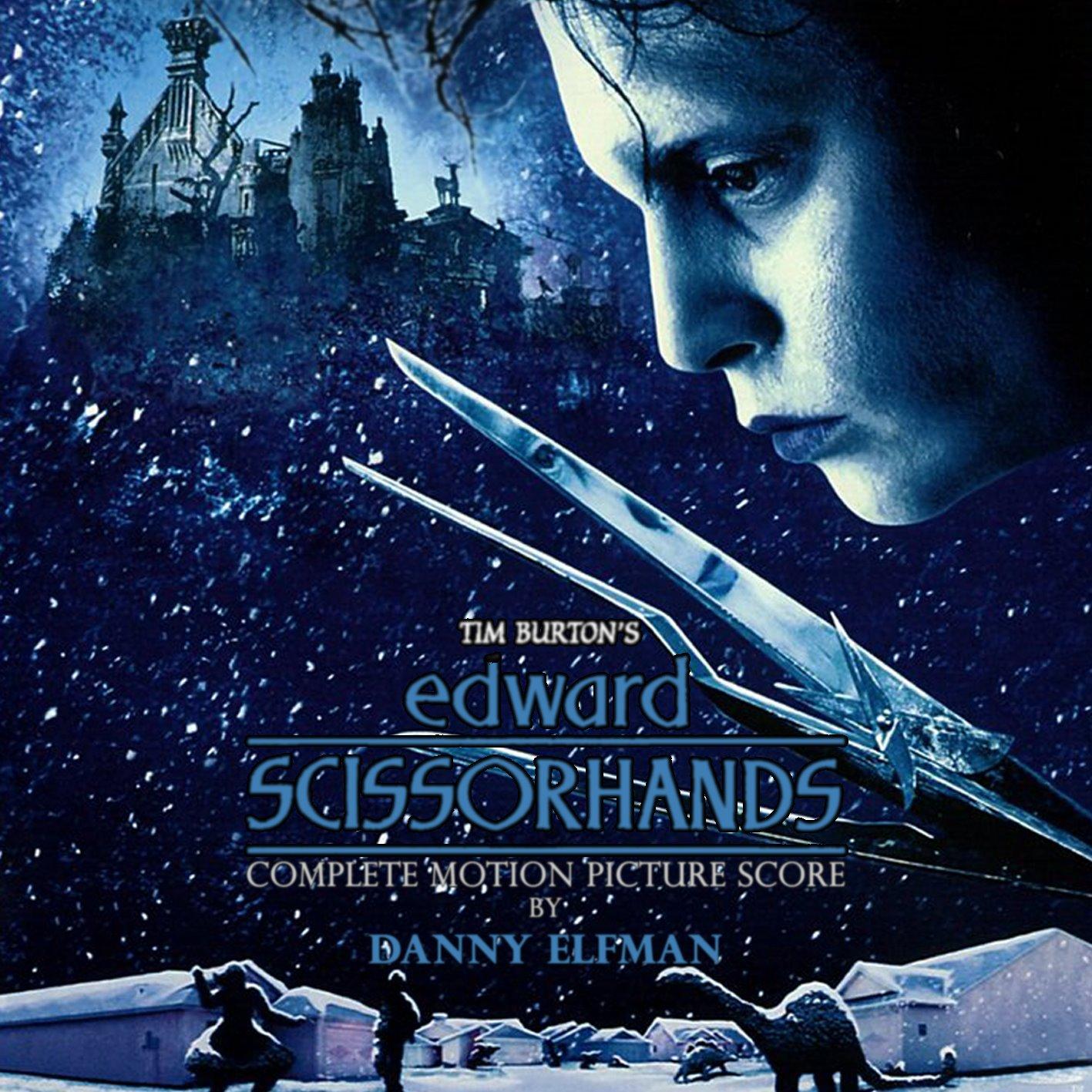 Střihoruký Edward- Danny Elfman