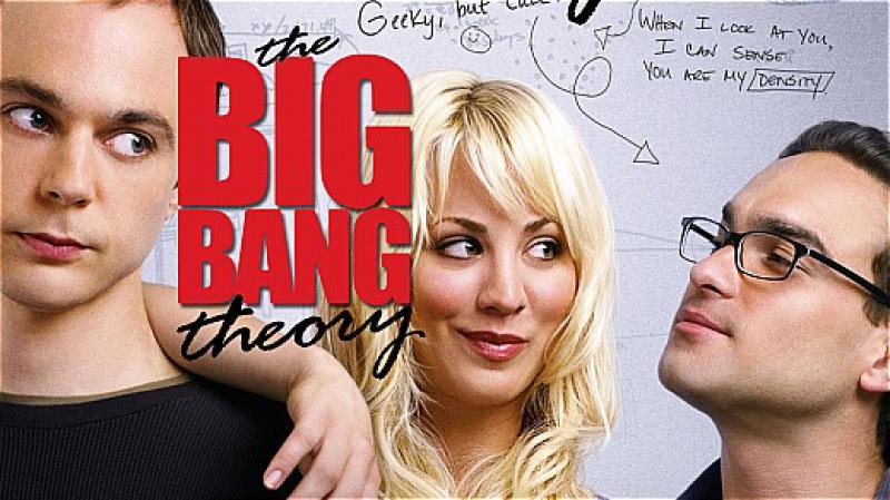 Teorie velkého třesku (Big Bang Theory)