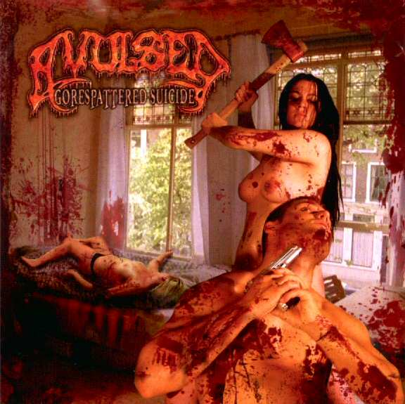 Avulsed - Gorespattered Suicide
