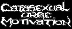 Catasexual Urge Motivation - Logo