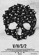 Poster k filmu       V/H/S/2      (festivalový název)