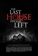 Poster k filmu       Posledný dom naľavo
