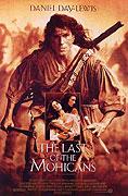Poster k filmu       Poslední Mohykán
