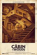 Poster k filmu        Chata v lesích       (festivalový název)