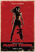 Poster k filmu        Grindhouse: Planeta Teror