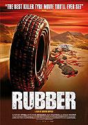 Poster k filmu        Rubber