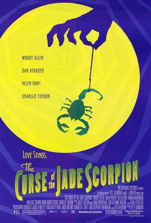 Prokletí žlutozeleného škorpiona