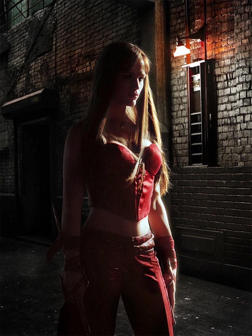 Jennifer Garner alias Elektra