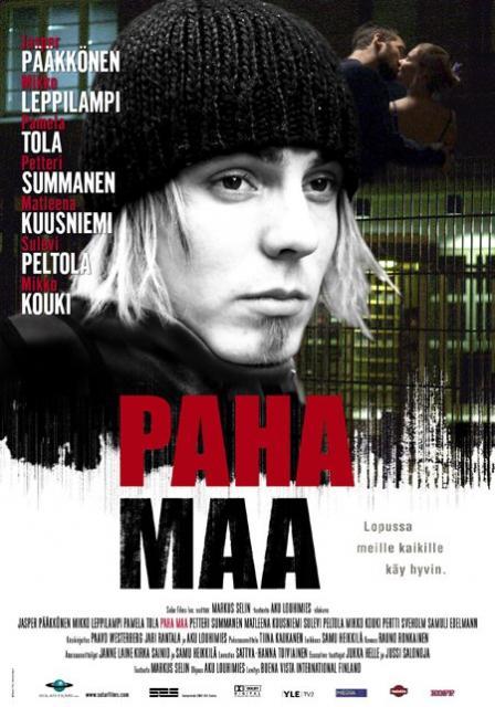 PAHA MAA