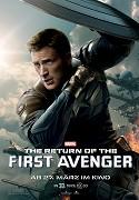 Poster k filmu        Captain America: Návrat prvního Avengera