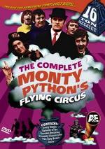 monty python's flying circus /monty pythonův létající cirkus/
