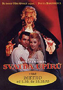 Poster k filmu         Svatba upírů