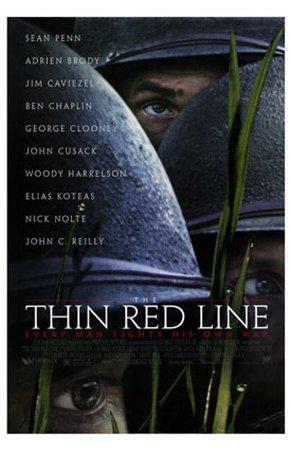 Tenká červená línia