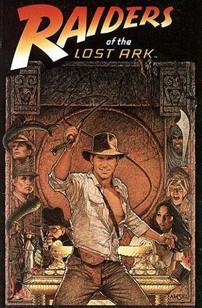 Indiana Jones a dobyvatelia stratenej archy