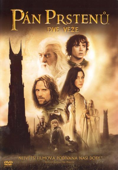 Pán prsteňov - Dve veže