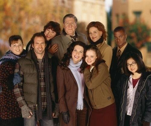 Sestava nejlepšího seriálu!