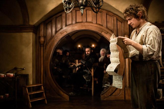 Můj drahý Frodo...Jednou jsi se mně ptal,jestli jsem ti řekl všechna svá dobrodružství.Můžu říct,že jsem ti v ničem nelhal,ale možná jsem ti neřekl všechno...