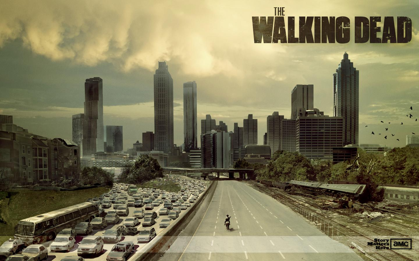 Previously on The Walking Dead...