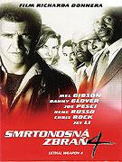 Poster k filmu        Smrtonosná zbraň 4