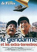 Poster k filmu        Žandár a mimozemšťania