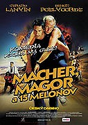 Poster k filmu       Macher, magor a 15 melónov