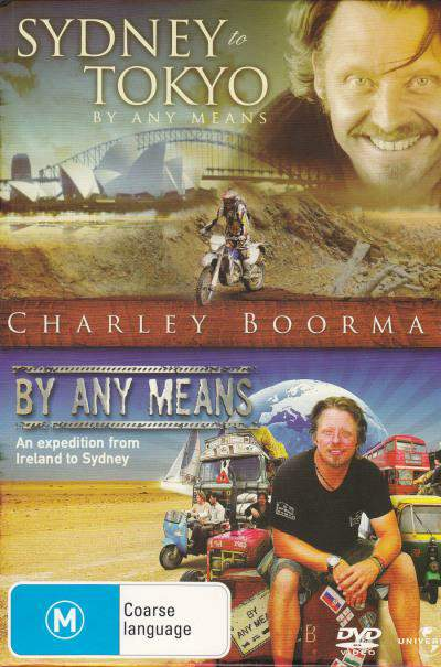 Charley Boorman: Sydney to Tokyo by Any Means