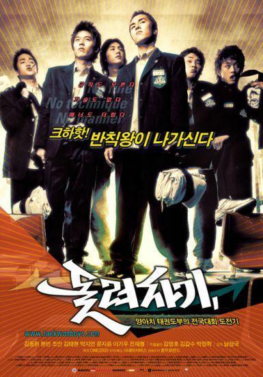 Dolryeochagi - Spin Kick