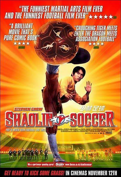 Siu lam juk kau - Shaolin Soccer