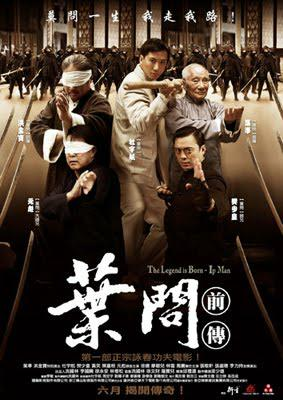 Ye Wen Qian Zhuan - Legend is Born: Ip Man