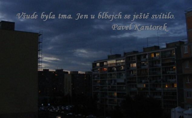 Nejlepší vtip Pavla Kantorka