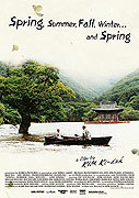 Poster k filmu        Jaro, léto, podzim, zima... a jaro