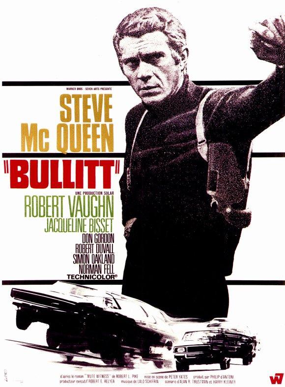Steve McQueen as Bullitt