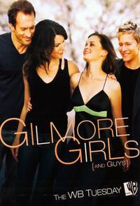 Gilmorky - Z tohohle seriálu sálá neskutečná pohoda...