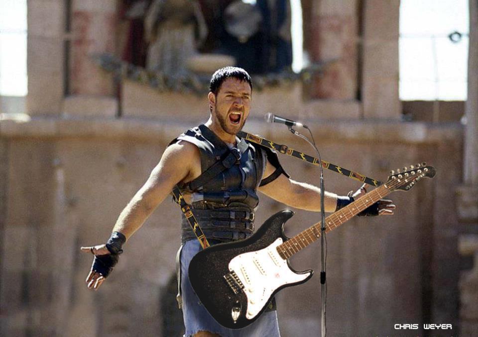 Maximus Decimus Rock'n'Rollus