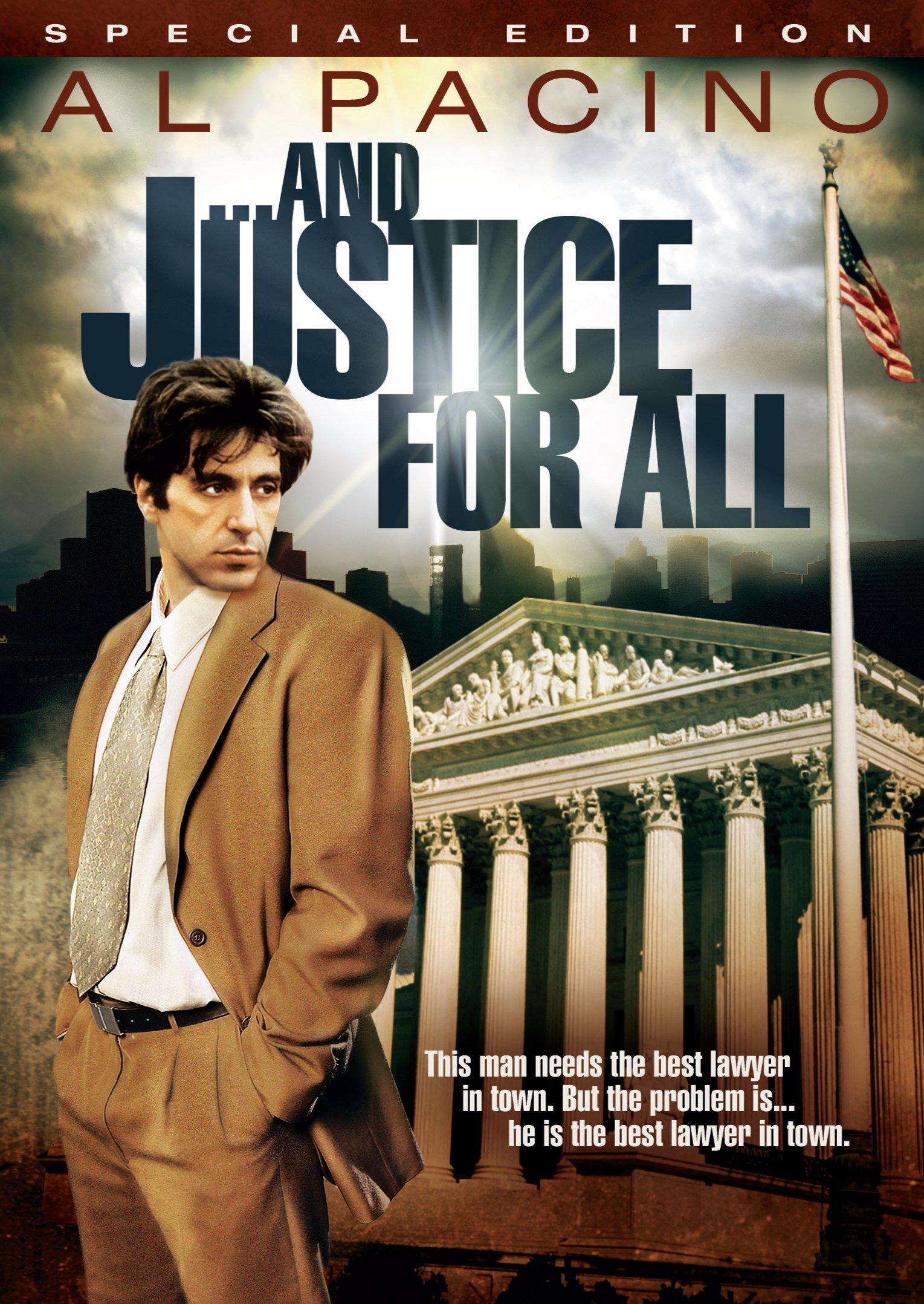 ...a spravedlnost pro všechny