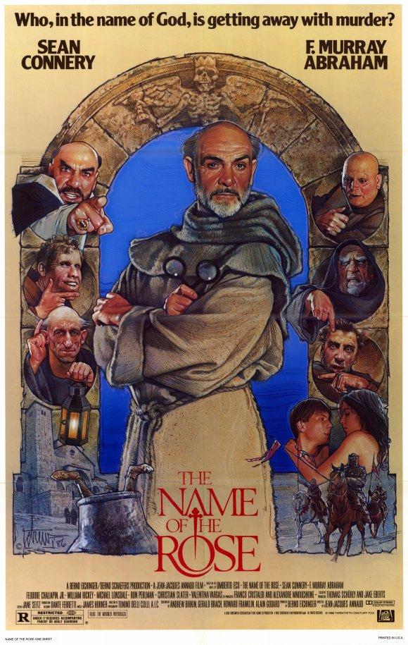 Jméno růže (1986)