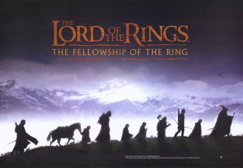 Pán prstenu: Společenstvo prstenu