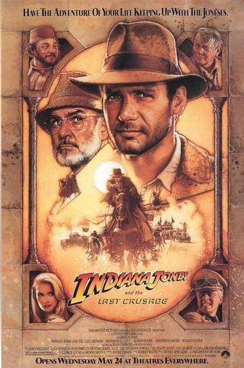 Indiana Jones a poslední