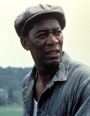 "Ellis Boyd ""Red"" Redding (Morgan Freeman)"