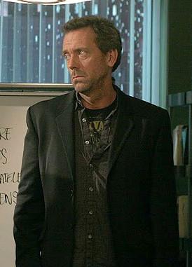 Gregory House M.D. (Hugh Laurie)