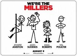 Poster k filmu       Millerovi na tripu