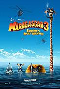 Poster k filmu        Madagaskar 3