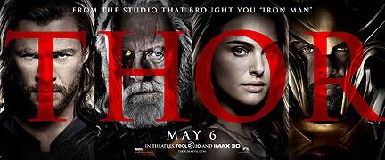 Poster k filmu        Thor