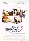 Four Weddings and a Funeral/Čtyři svatby a jeden pohřeb