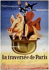 A traversée de Paris/Napříč Paříží
