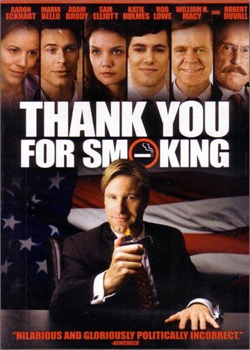 Ďakujeme, že fajčíte