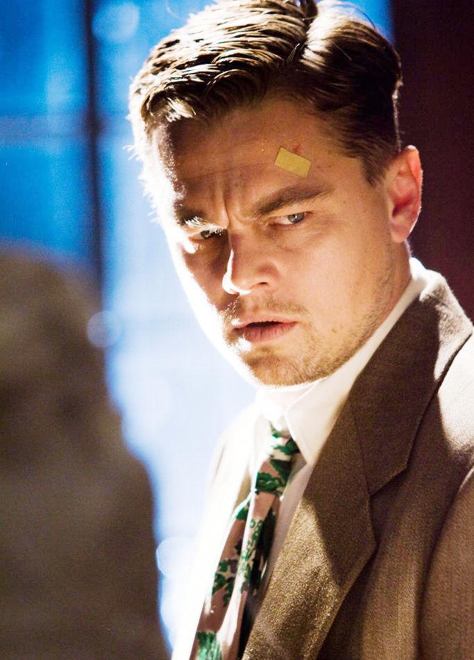 Leonardo DiCaprio / Prekliaty ostrov