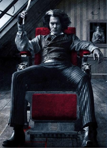 Johnny Depp / Sweeney Todd