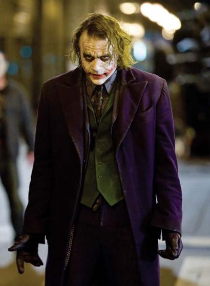 Heath Ledger / Temný rytier