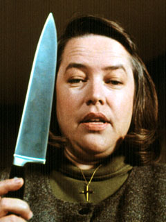 Kathy Bates / Misery nechce zomrieť